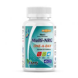 ams men multi-nrg vitamin 45 tabs