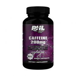 phl caffeine 200mg 60 caps