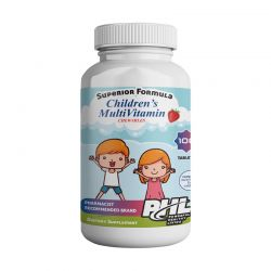 phl children multi-vitamin chewable 100 tabs